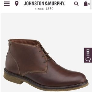 JOHNSTON & MURPHY MEN'S COPELAND CHUKKA